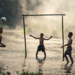 Cuentos de fútbol escritos por niños